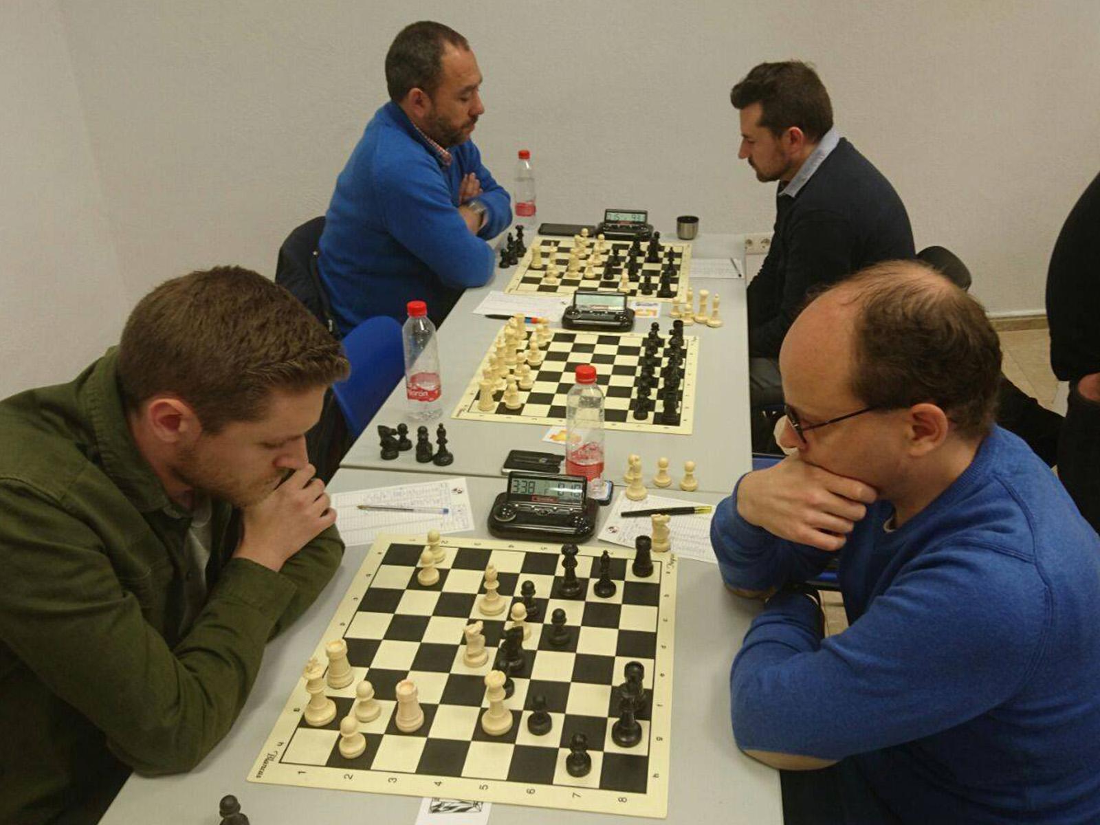 Campeonato de Granada Absoluto 2017