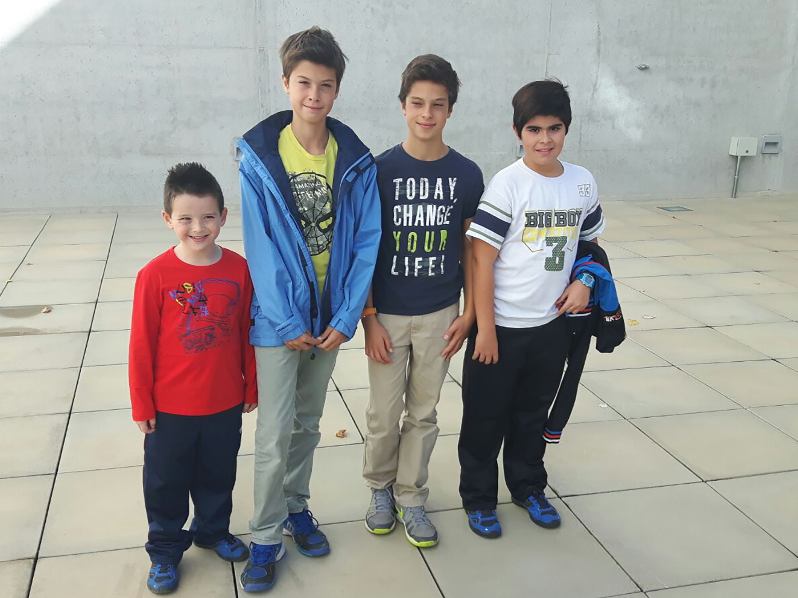 Nazarí Kids