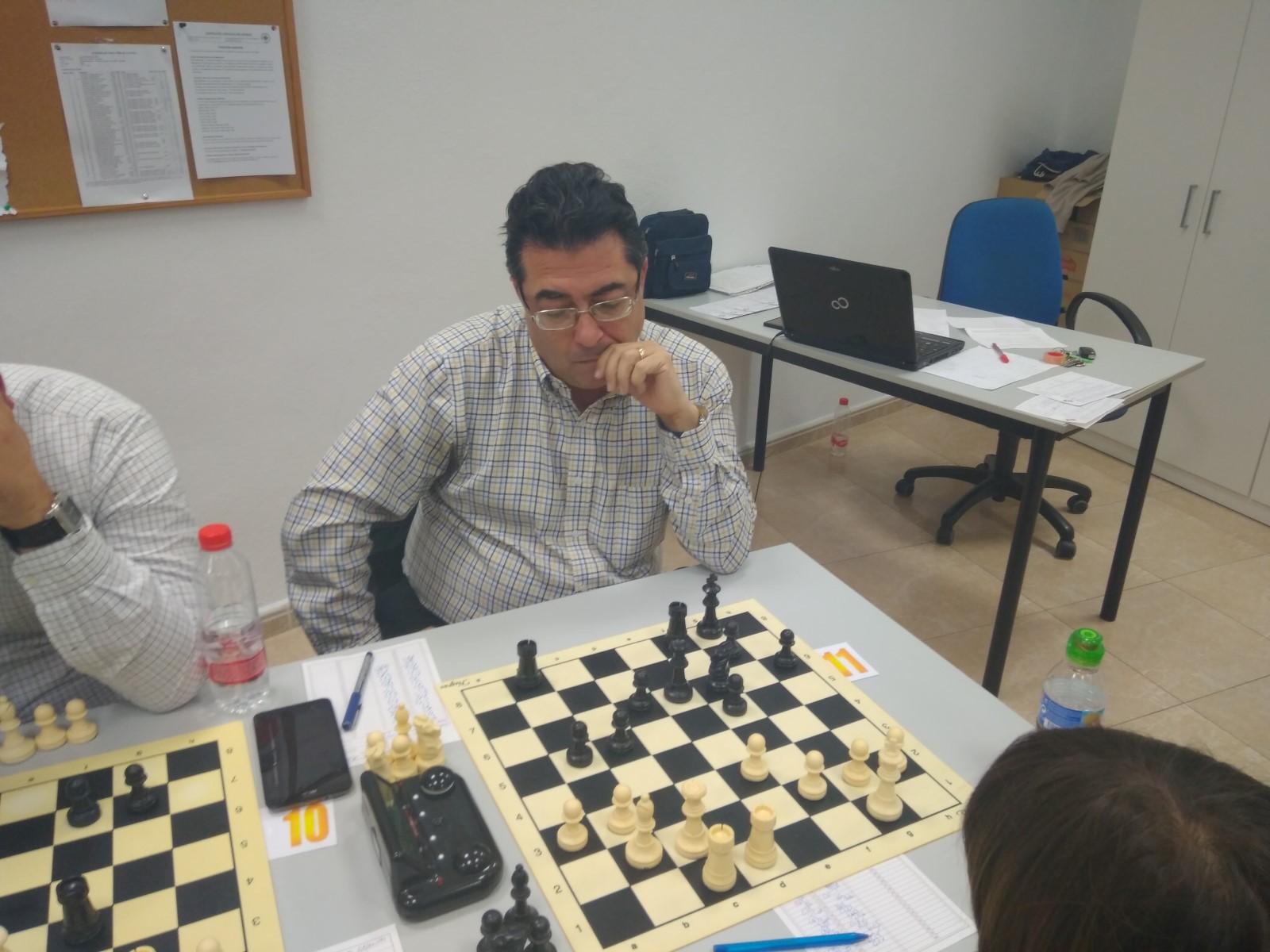 F. Javier Jiménez Chacón
